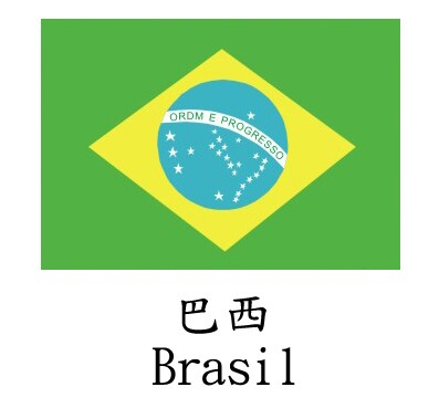 巴西-國旗