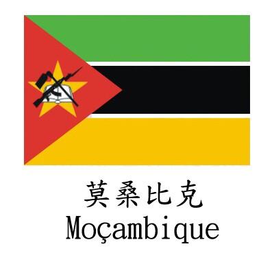 莫桑比克-國旗